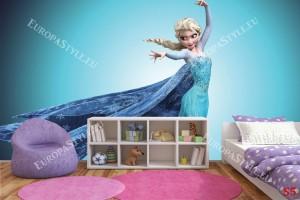 Фототапети детска принцеса Елза