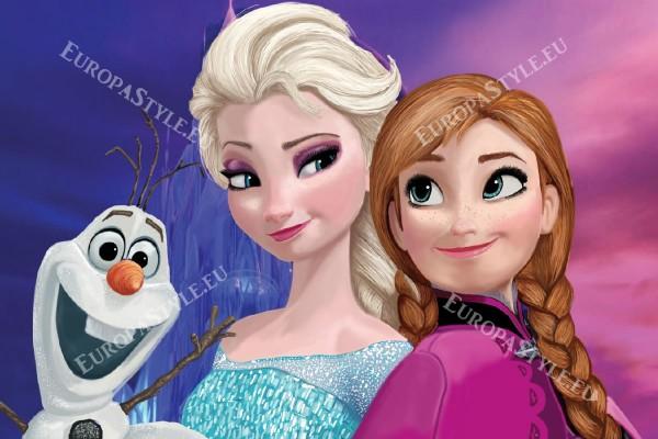 Фототапети принцеса Елза и приятели