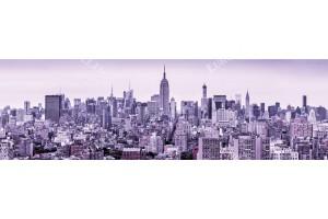 Фототапет макси размер дневна панорама на Ню Йорк в 2 цвята