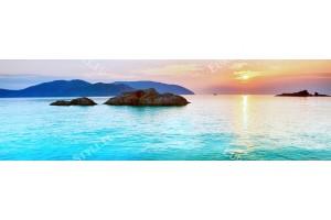Фототапет макси размер изглед морски залез