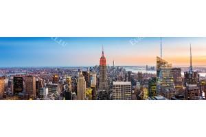 Макси изглед панорама  на Ню Йорк 2