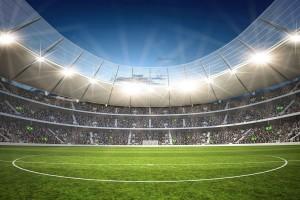 Футбол и стадион